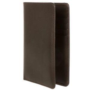 Comme Des Garcons Leather Bifold Wallet